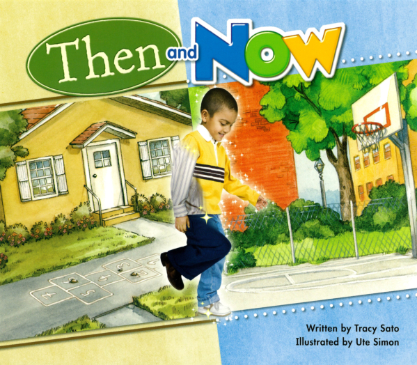 Image result for Then and Now book