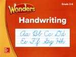 Wonders Handwriting (click for larger picture)